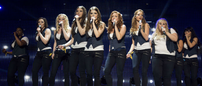 Pitch Perfect 2 group