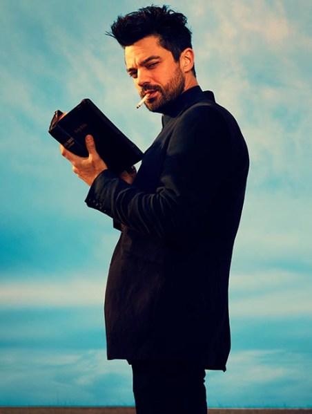 Preacher - Dominic Cooper as Jesse Custer 1