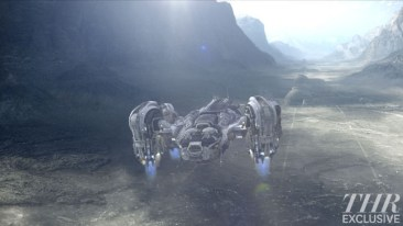 Prometheus still - spaceship 2