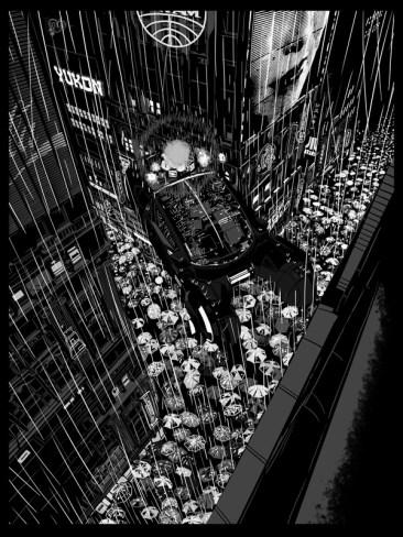 Raid 71 - Blade Runner Spinner Var