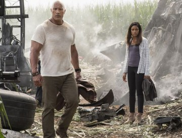 Rampage first look 2