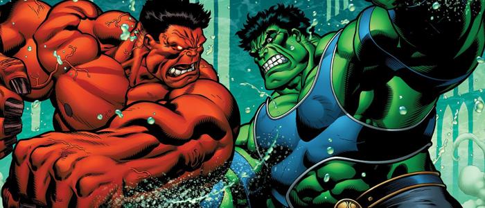 Red Hulk movie