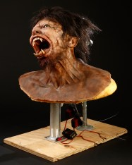 Rick Baker - 42319_The_Wolfman_Mechanical_Wolfman_Transformation_Bust_2