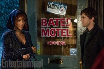 Rihanna Bates Motel 2