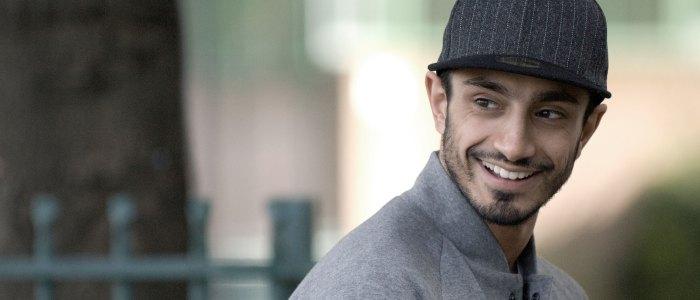 Riz Ahmed in Ill Manors
