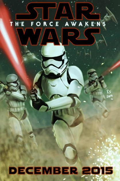 Robert Shane Star Wars Force Awakens