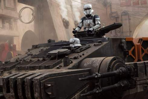 Rogue One A Star Wars Story - Stormtrooper tank