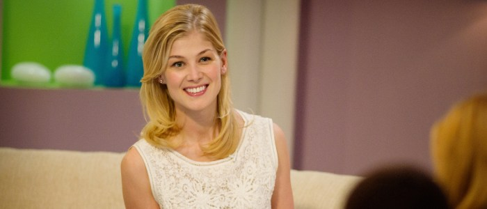 Rosamund Pike in A Long Way Down