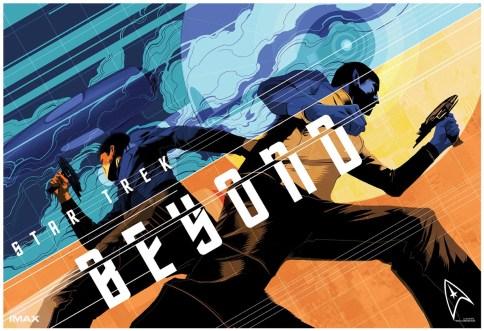 Star Trek Beyond collectors print Cinemark