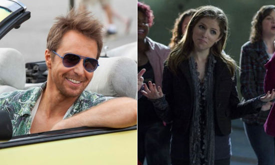 Sam Rockwell Anna Kendrick Mr. Right