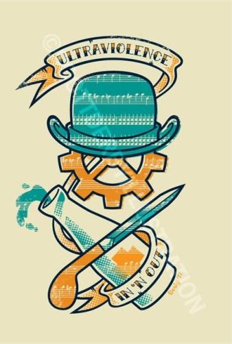Scott Derby Inspired by A Clockwork Orange