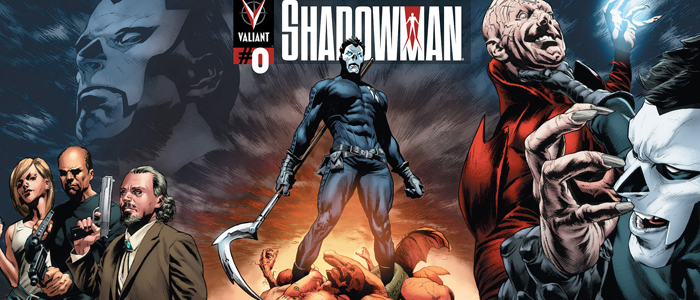 Shadowman movie