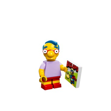 Simpsons Lego Minifigures