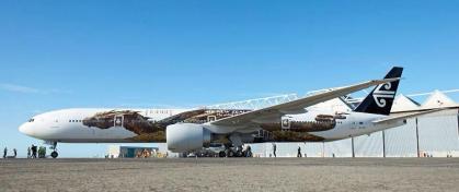 Smaug Airplane 2