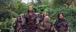 Snow White Huntsman Dwarves