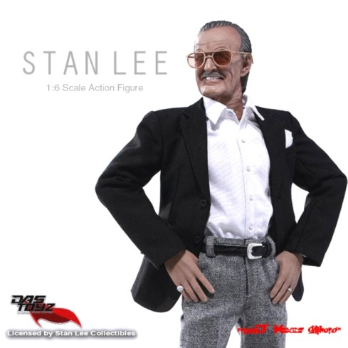 Stan Lee Action Figure 1