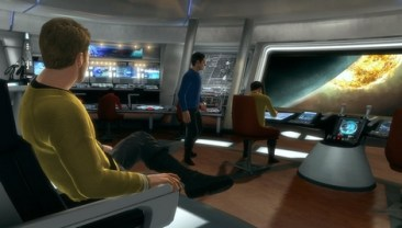 Star Trek Game Bridge