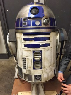 Star Wars 7 R2 D2 Photo 2