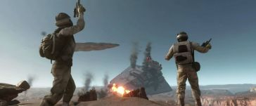 Star Wars Battlefront Star Destroyer