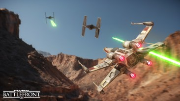 Star Wars Battlefront Trailer D