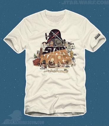 Star Wars Celebration T-Shirt 7