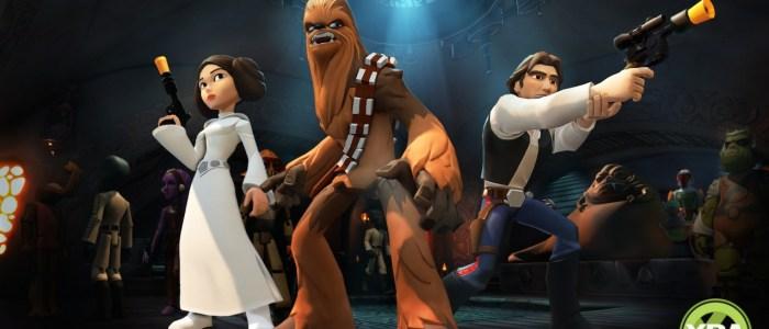 Star Wars Disney Infinity Rise 4