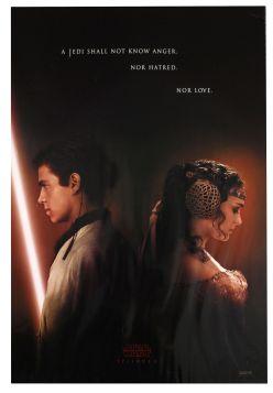 Star Wars Episode 2 Teaser Poster