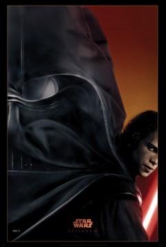 Star Wars Episode 3 Teaser Poster