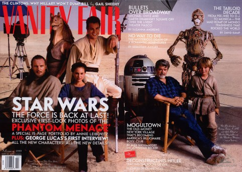 Star Wars Episode I Vanity Fair