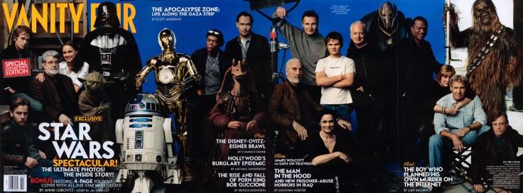 Star Wars Episode III Vanity Fair