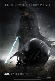 Star Wars Episode VII fan poster (3)