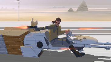 Star Wars Rebels Concept Art