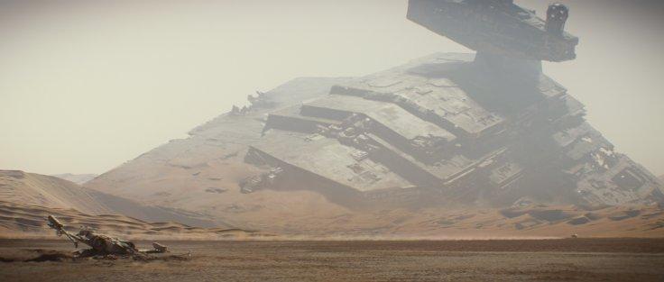 Star Wars The Force Awakens Jakku 2