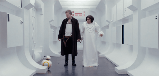 Star Wars The Force Awakens SNL Parody