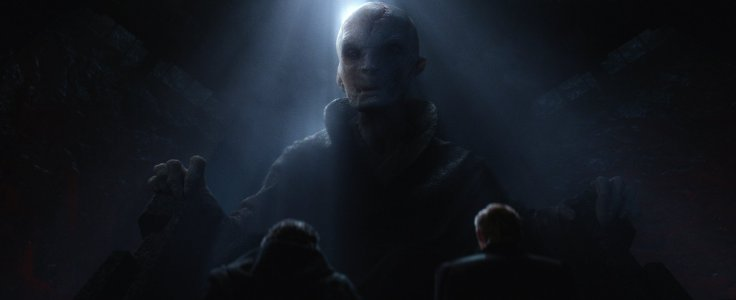 Snoke Darth Plagueis Theory