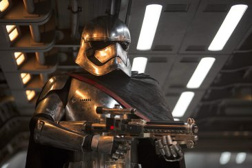 Star Wars The Force Awakens captain phasma 3