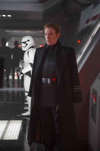 Star Wars The Force Awakens general hux