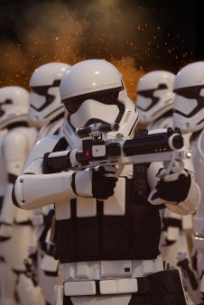Star Wars The Force Awakens stormtrooper 2