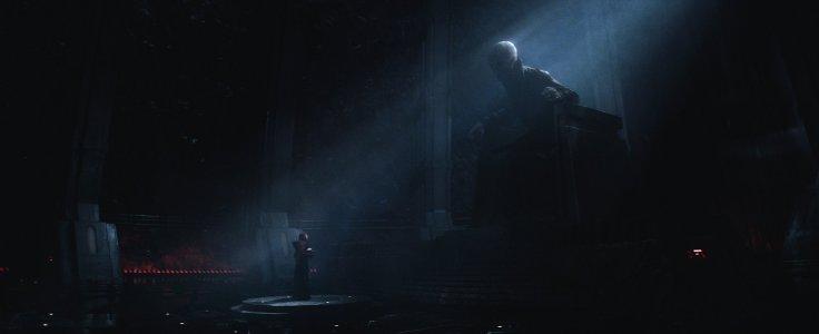 Star Wars The Force Awakens supreme leader snoke 2