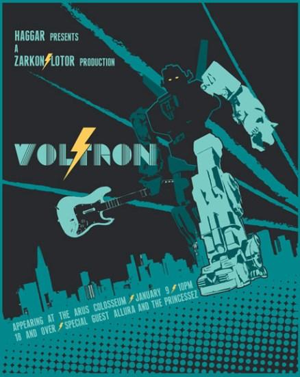 Steve Thomas - Voltron Concert