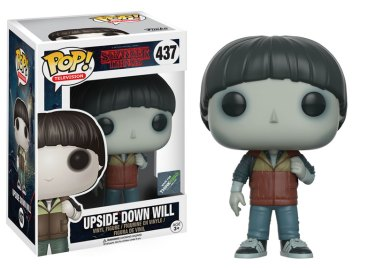 Stranger Things Funko Pop Vinyl - Upside Down Will
