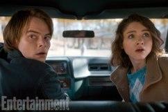 Stranger Things Season 2 - Jonathan and Nancy