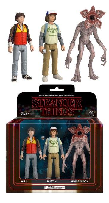Stranger Things figs 2