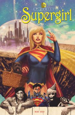 Supergirl-Comic-Wizard-of-Oz-Movie-Cover