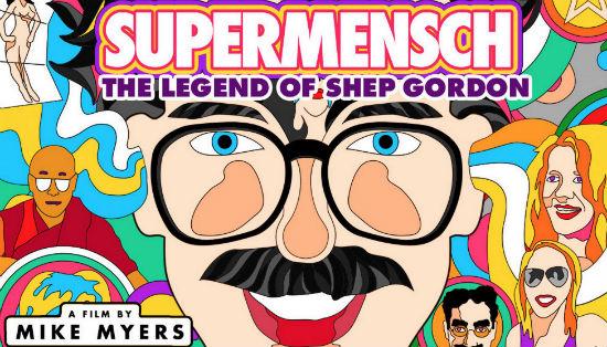 Supermensch trailer