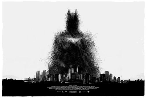 Jock - Dark Knight Rises - Mondo