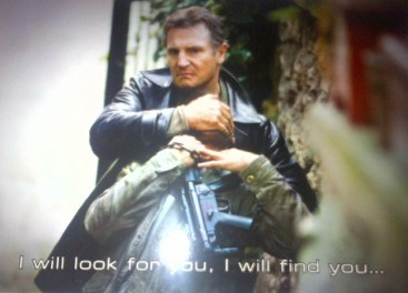 Taken 2 Fathers Day