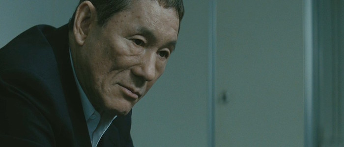 Takeshi Kitano ghost in the shell