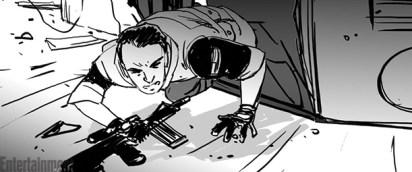 Terminator Genisys storyboard 3