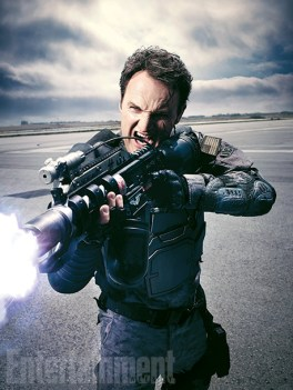 Terminator Jason Clarke (John Connor)